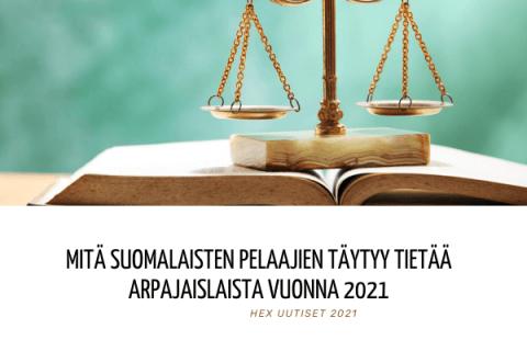 Mitä suomalaisten pelaajien täytyy tietää arpajaislaista vuonna