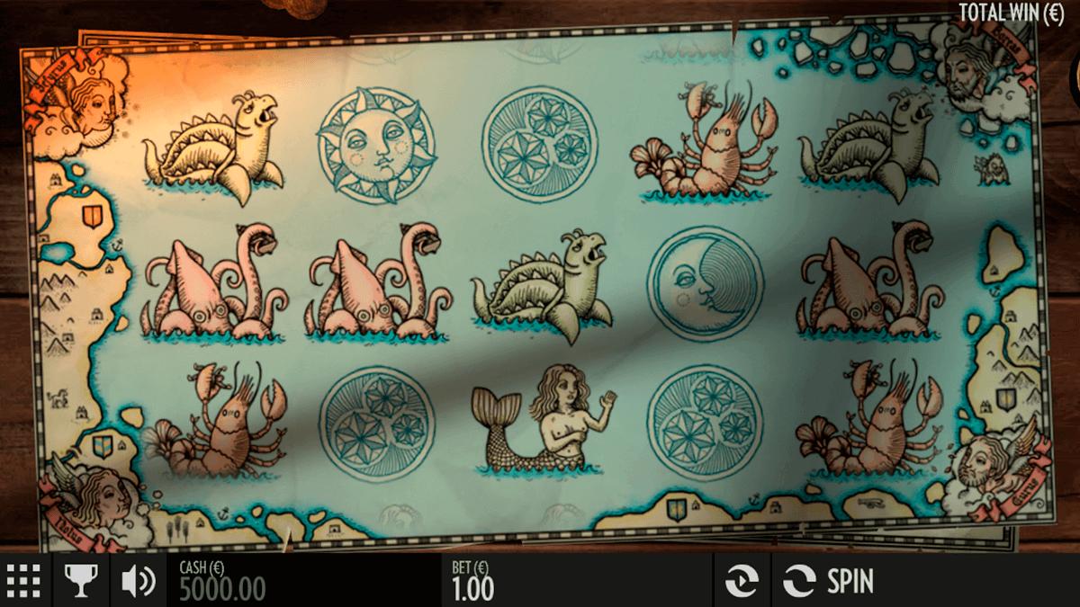 uncharted seas thunderkick kolikkopelit