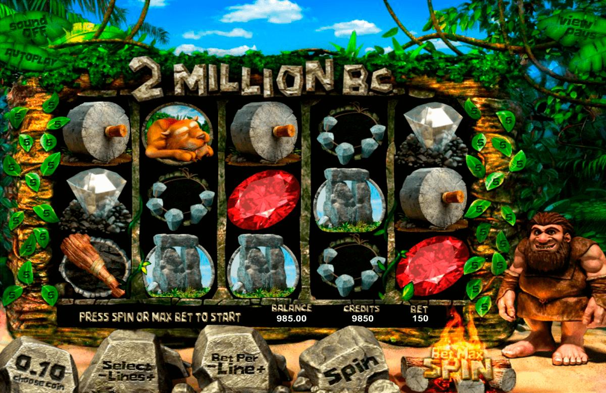 million bc betsoft kolikkopelit