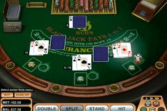 burn blackjack betsoft blackjack