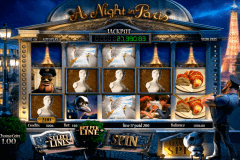 a night in paris betsoft kolikkopelit