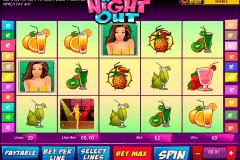 a night out playtech kolikkopelit