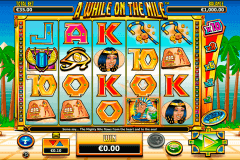 a while on the nile netgen gaming kolikkopelit