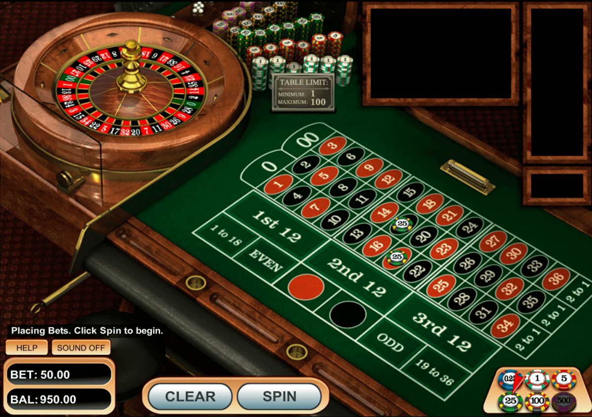 american roulette betsoft ruletti