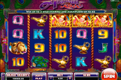 arabian rose microgaming kolikkopelit