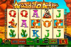 armadillo artie amaya kolikkopelit