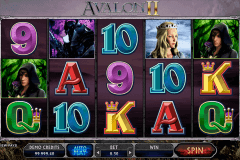 avalon ii microgaming kolikkopelit