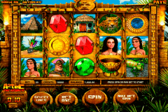 aztec treasures betsoft kolikkopelit