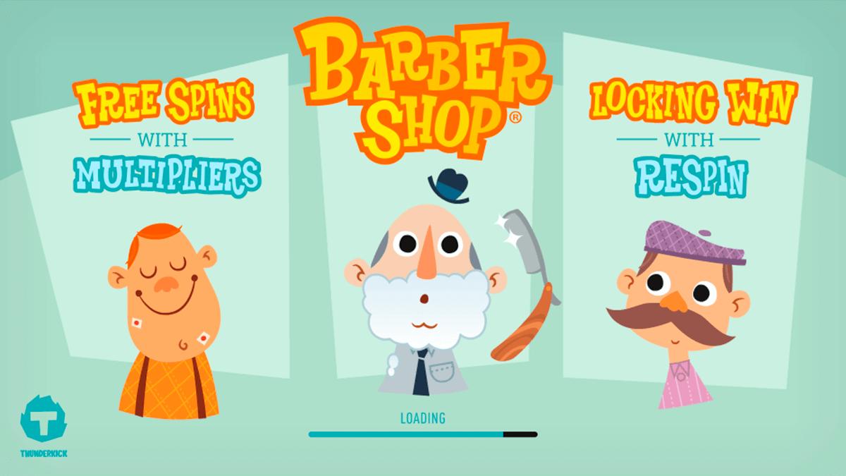 barber shop thunderkick kolikkopelit