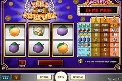 bell of fortune playn go kolikkopelit