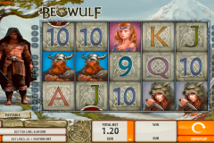 beowulf quickspin kolikkopelit