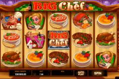 big chef microgaming kolikkopelit