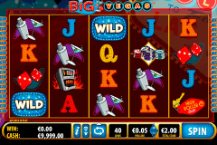 big vegas bally kolikkopelit