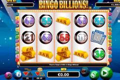 bingo billions netgen gaming kolikkopelit