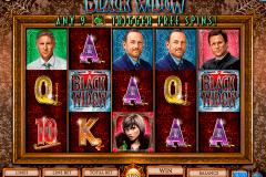 black widow igt kolikkopelit