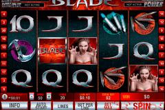 blade playtech kolikkopelit