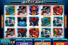 break away microgaming kolikkopelit
