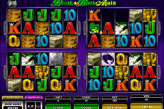 break da bank again megaspin microgaming kolikkopelit
