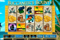 buccaneers bounty amaya kolikkopelit
