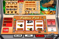 captain cash betsoft kolikkopelit