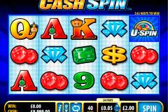 cash spin bally kolikkopelit
