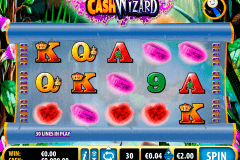 cash wizard bally kolikkopelit