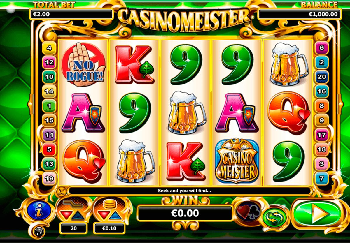 casinomeister netgen gaming kolikkopelit