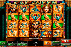 cat queen playtech kolikkopelit