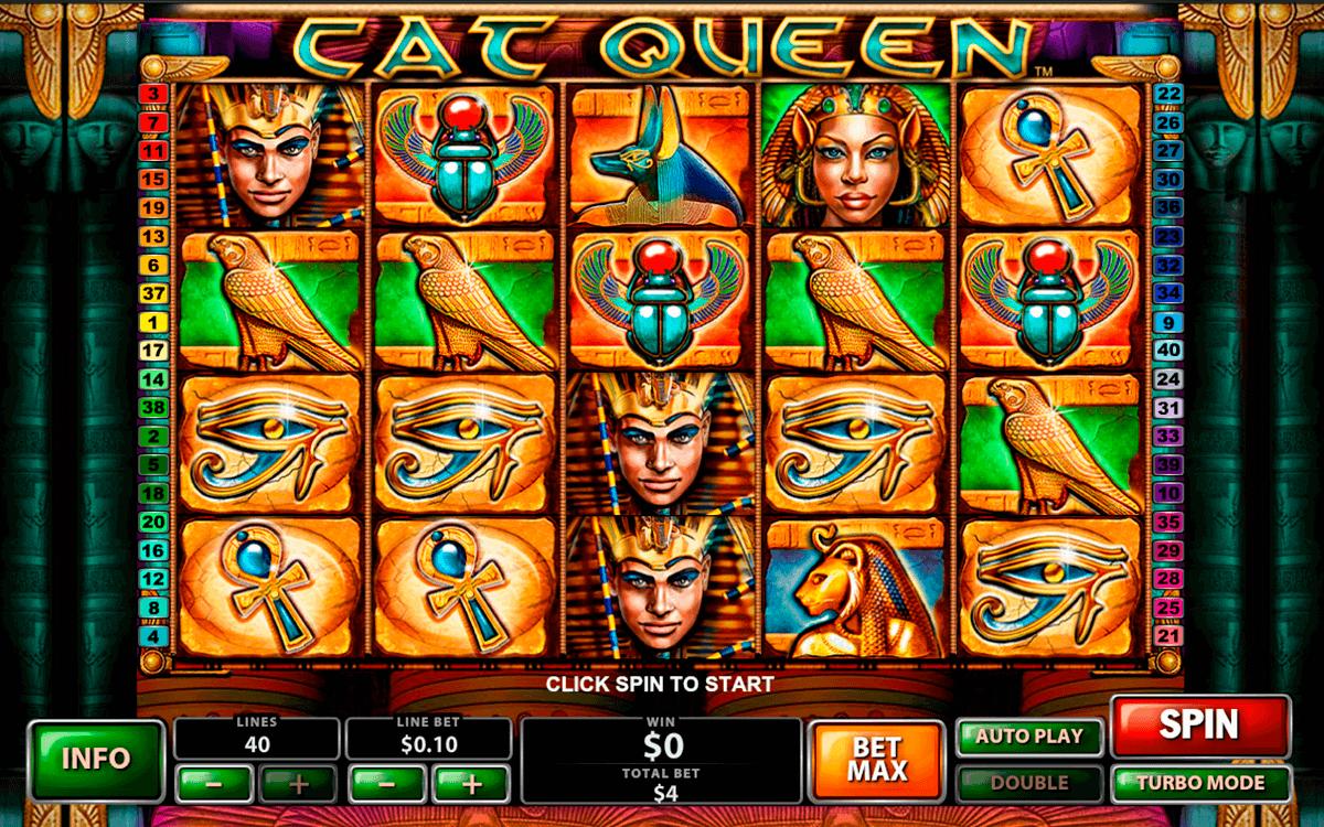 cat queen playtech kolikkopelit