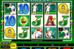 centre court microgaming kolikkopelit