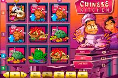 chinese kitchen playtech kolikkopelit