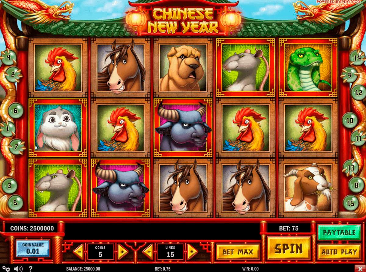 chinese new year playn go kolikkopelit