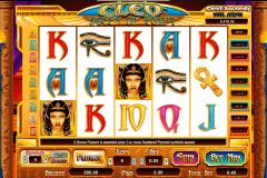 cleo queen of egypt amaya kolikkopelit