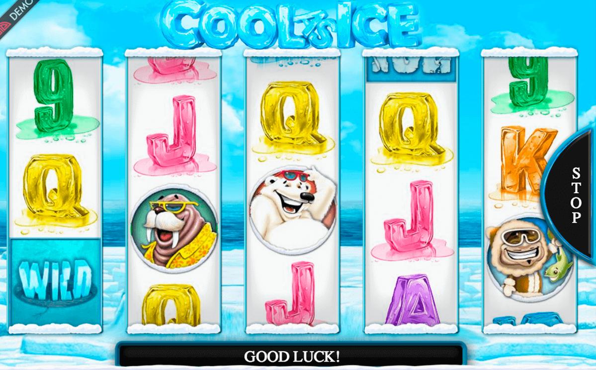 cool as ice genesis kolikkopelit
