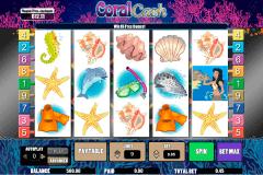 coral cash amaya kolikkopelit
