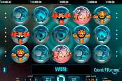 cosmic fortune netent kolikkopelit