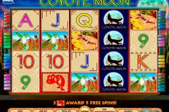coyote moon igt kolikkopelit