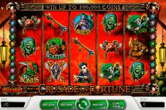 crusade of fortune netent kolikkopelit