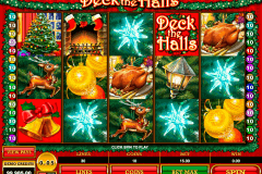 deck the halls microgaming kolikkopelit