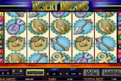 desert dreams amaya kolikkopelit