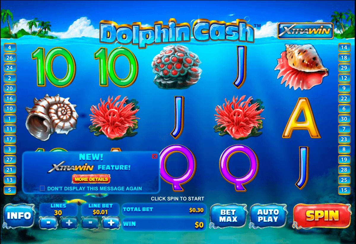 dolphin cash playtech kolikkopelit