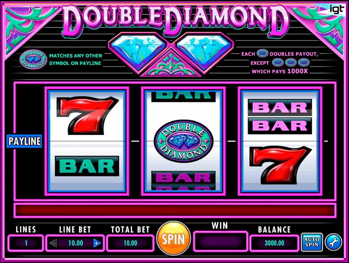 double diamond igt kolikkopelit