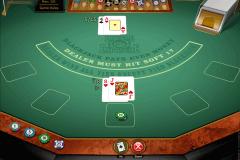 double eposure blackjack gold microgaming blackjack