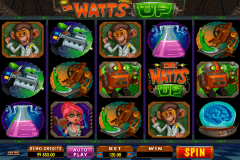 dr watts up microgaming kolikkopelit