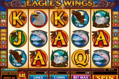 eagles wings microgaming kolikkopelit