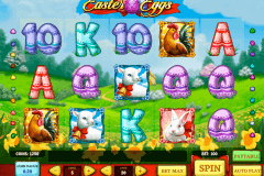 easter eggs playn go kolikkopelit