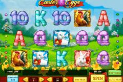 easter eggs playn go kolikkopelit