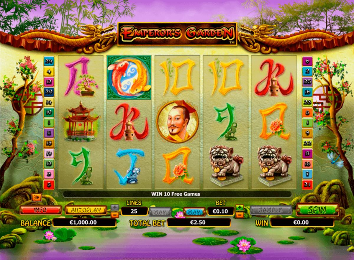 emperors garden nextgen gaming kolikkopelit