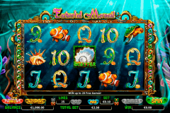 enchanted mermaid netgen gaming kolikkopelit