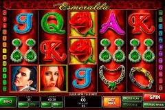 esmeralda playtech kolikkopelit